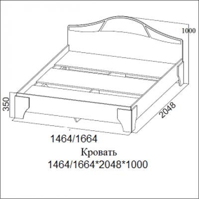 """Кровать """"Лагуна-5"""""""