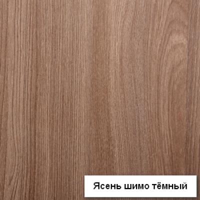 """Шкаф двухстворчатый комбинированный """"Город"""""""